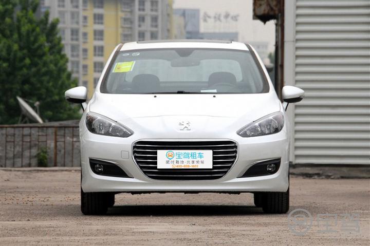 时尚型2012【北京标致308