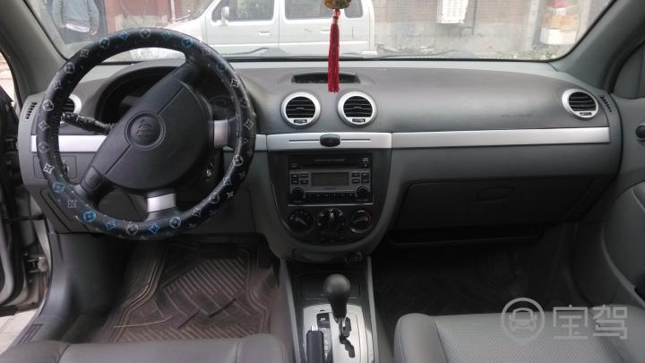6 自动 舒适版2006【北京别克凯越租车】 - 黄的