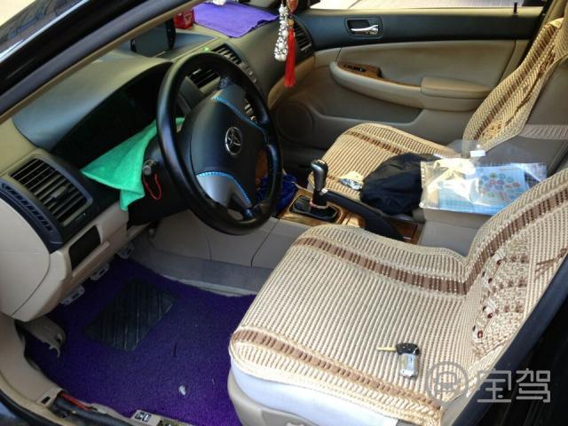 6 gl-i 标准版手动2008【广州丰田威驰租车】 - 肖