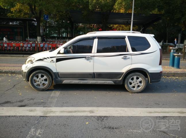 国四2011【杭州一汽森雅s80租车】