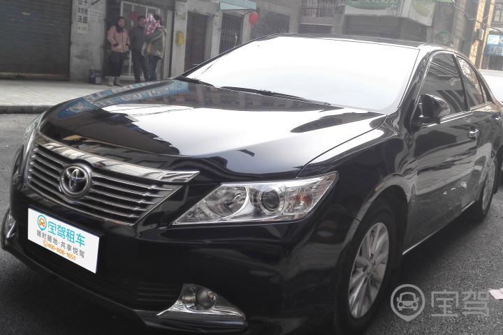 豪华版2014【西安丰田凯美瑞租车】