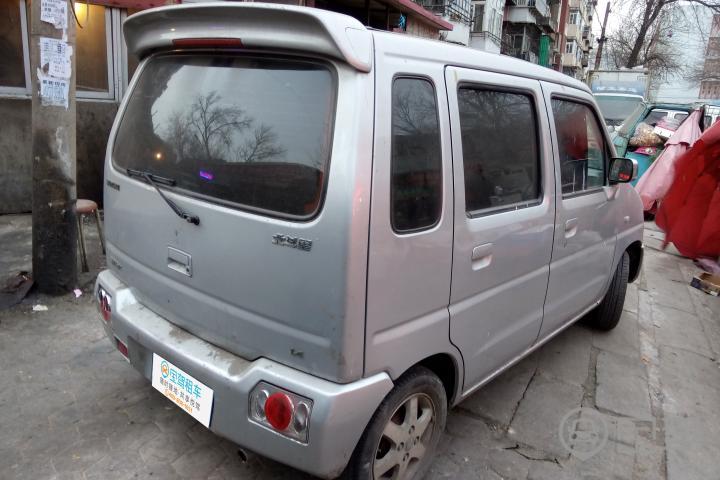 标准型2009【天津铃木北斗星租车】