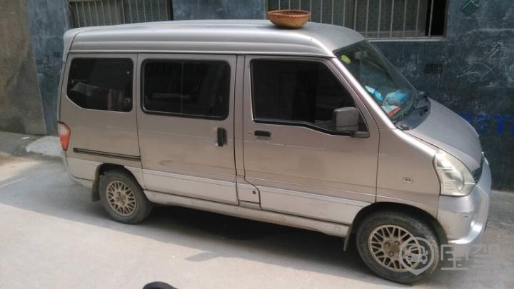标准型 6386avf(空调)2009【郑州五菱之光租车】 - 卢