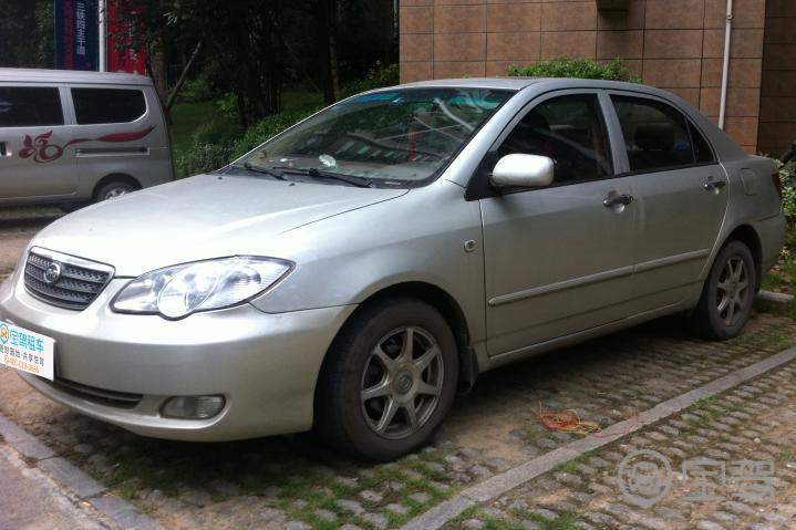 比亚迪f3 2008
