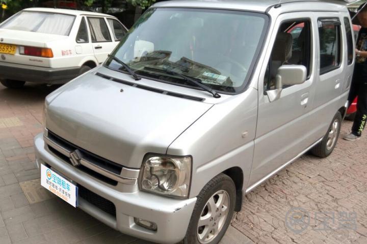 标准2型2011【天津铃木北斗星租车】