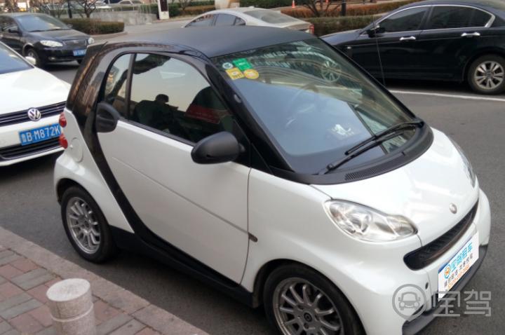 smartFortwo 2011款 52kw mhd 硬顶 标准版