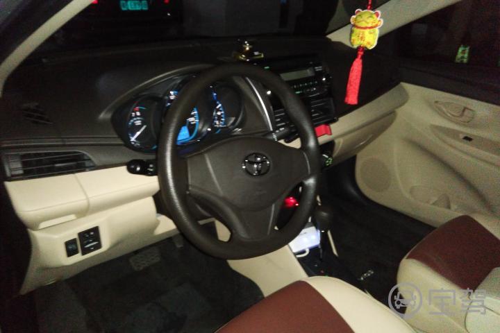 丰田威驰 -宝驾租车