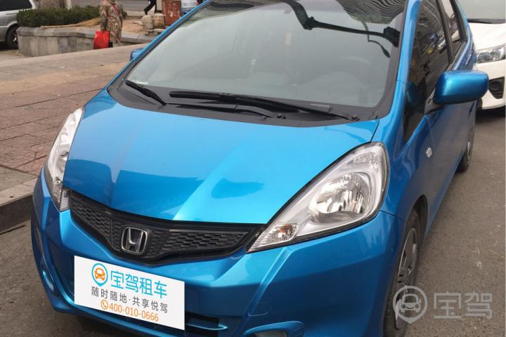 本田飞度 2013款 1.3L Hybrid